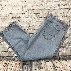 NAUTICA Classic Fit Light Wash Denim Men Jeans